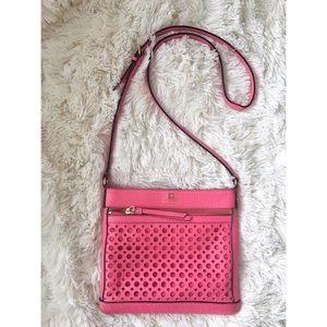 Kate Spade Perri Lane Bubbles Pink Crossbody Bag